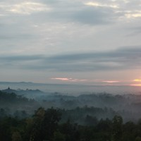 Hill Sunrise Borobudur 4D3N