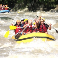 Borobudur White River rafting