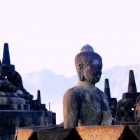 Borobudur Merapi Solo 5D4N