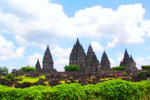 Borobudur Prambanan