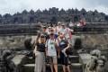 Norwegian Jewel to Borobudur Temple from Semarang Port